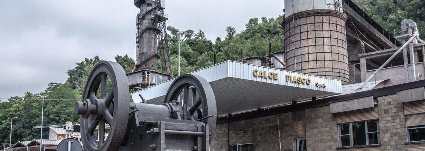 Calce Piasco - Produzione e vendita calce - Valle Varaita