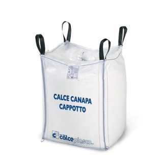 Calcecanapa Cappotto - Calce Piasco